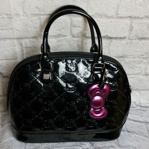 Hello Kittie Tote Hand Bag Womens